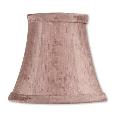 Traditional 5 Silk Bell Clip-on Candelabra Shade
