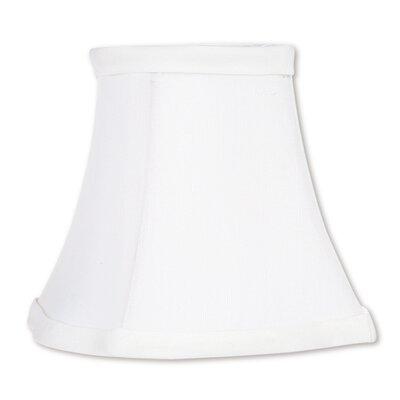 5 Silk Bell Candelabra Shade