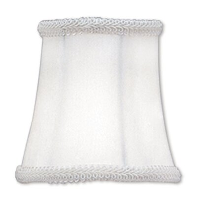 4.25 Silk Bell Candelabra Shade