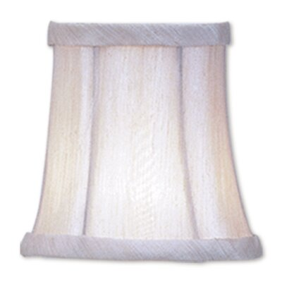 3.5 Silk Bell Candelabra Shade