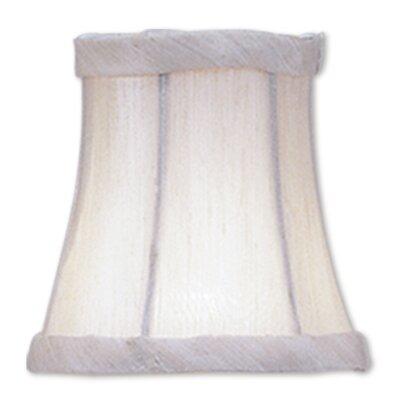 4 Silk Bell Candelabra Shade