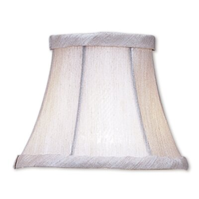 5 Silk Bell Indoor Candelabra Shade
