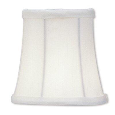 3.5 Silk Bell Clip-on Candelabra Shade