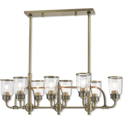 Laurenza 8-Light Candle-Style Chandelier