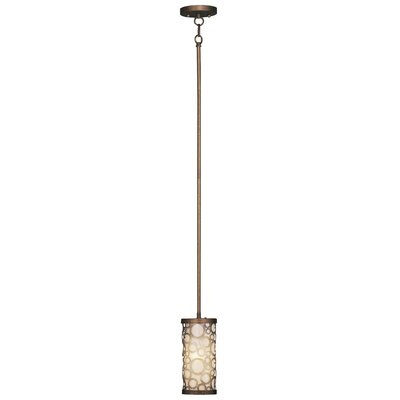 Laufer 1-Light Mini Pendant