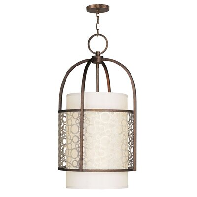 Laufer 4-Light Foyer Pendant