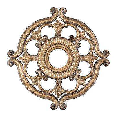 Ceiling Medallion Size: 1.5 H x 23.5 W x 23.5 D