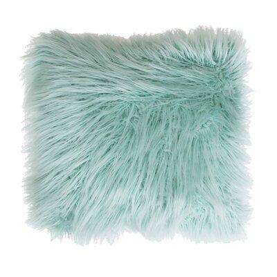 Keller Throw Pillow Color: Harbor Blue, Size: 26 H x 26 W x 1 D