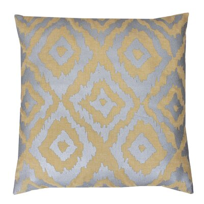 Munoz Foil Printed Throw Pillow Color: Sundress