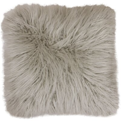 Alanna Throw Pillow Size: 26 x 26, Color: Oatmeal