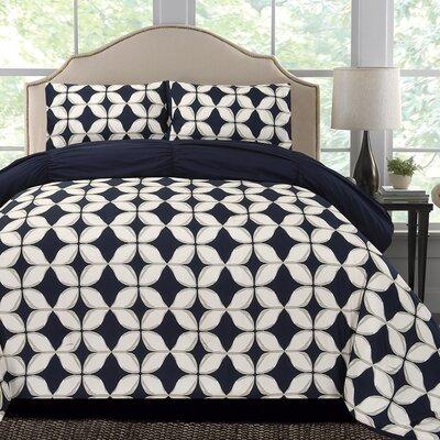 Taylor Microfiber Comforter Set Size: Full / Queen
