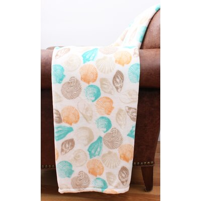 Carina Seashells Throw
