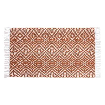 Anders Orange Area Rug