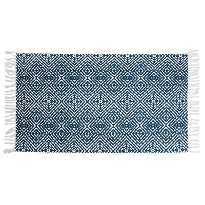 Anders Blue Area Rug