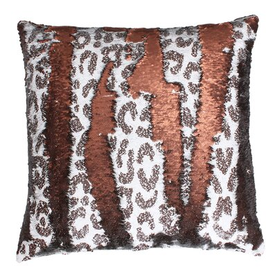 Cenny Cheetah Throw Pillow