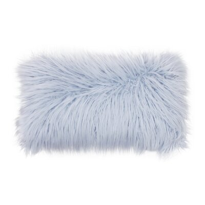 Alanna Fur Throw Pillow