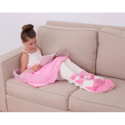 Kenyon Ballerina Shaped Polyester Throw