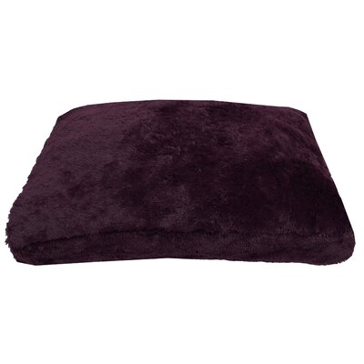 Chubby Faux Fur Dog Pad