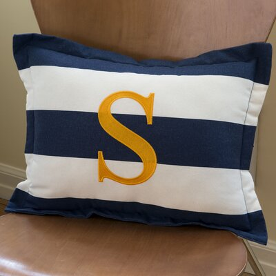 Sam Stripe Boudoir Pillow