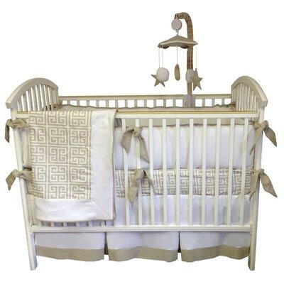 Bebe Chic Riley 4 Piece Crib Bedding Set at Sears.com