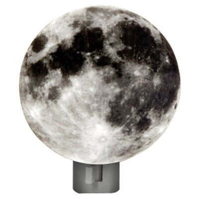 Moon Night Light Design: Moon