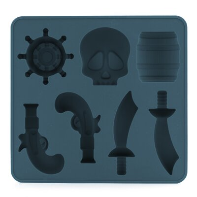 Pirate Ice Cube Tray CU117