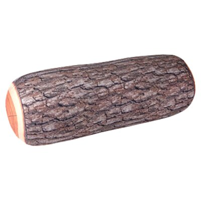 Log Head Rest Micro Bead Bolster Cushion