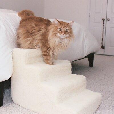 Foam 4 Step Pet Stair