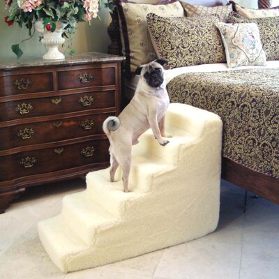 Foam 6 Step Pet Stair