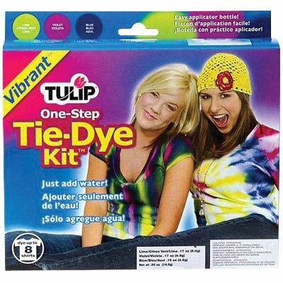 Tulip One Step Dyes Vibrant Tie Kit D22675