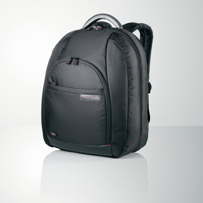 Xenon Laptop Backpack in Black