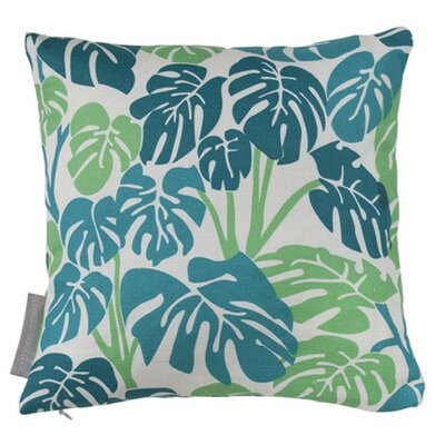 Deliciosa Canopy Throw Pillow Fill Type: Fiber Fill