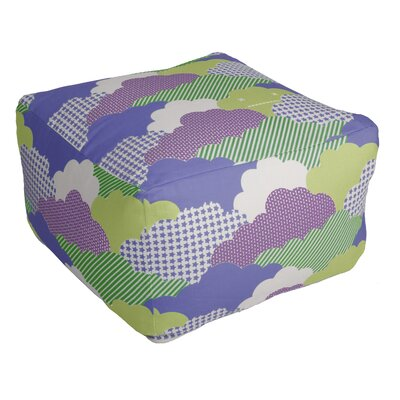Clouds Pouf Upholstery: Sonic, Insert: No Insert