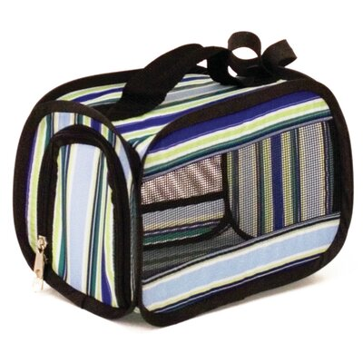 Twist N Go Pet Carrier Size: Small (7 H x 7 W x 9.5 L)