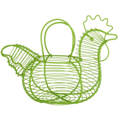 Chicken Shaped Egg Basket (Set of 12)