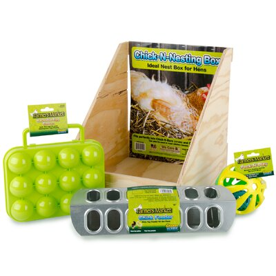 Pet Chicken Complete Kit