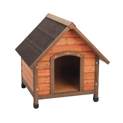 Premium A-Frame Dog House Size: X-Large (41 H x 38 W x 40 D)