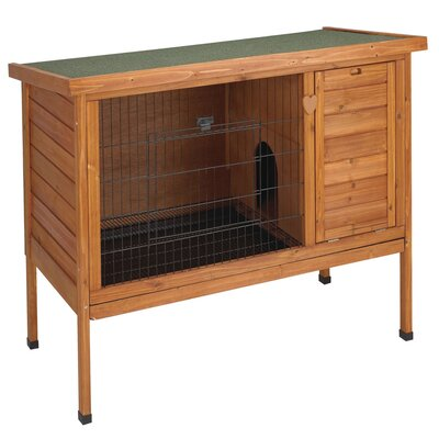Premium Rabbit Hutch