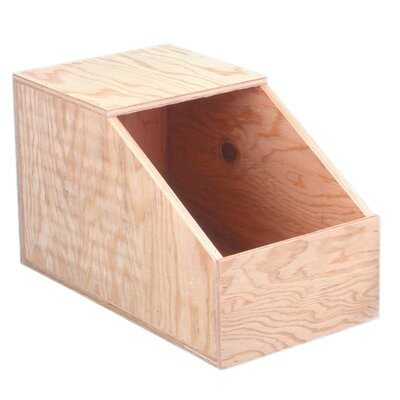 Large Wood Nesting Box