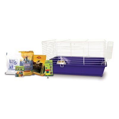 Home Sweet Home Guinea Pig Cage Starter Kit