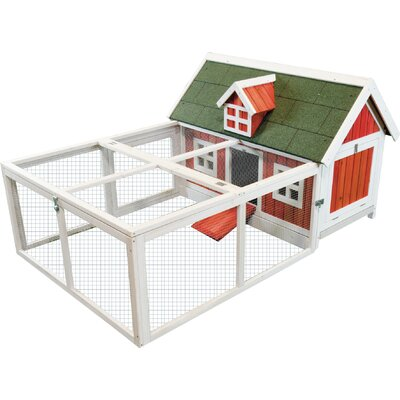 Little Barn Chicken Hutch