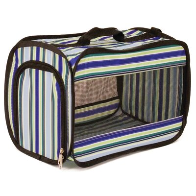 Twist N Go Pet Carrier Size: Large (10.5 H x 10.5 W x 14.25 L)