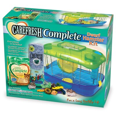 Carefresh Dwarf Hamster Cage Kit WR02213