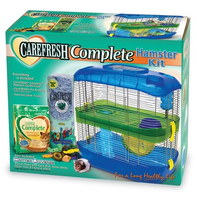 Carefresh Hamster Cage Kit WR02214