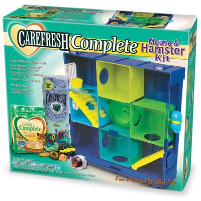 Carefresh Mouse and Hamster Cage Kit 02216