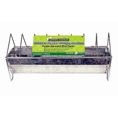 Chicken Trough Feeder 12063