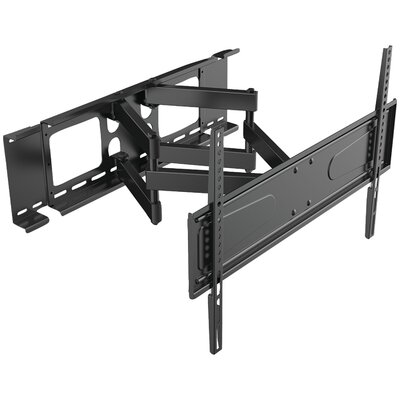 Full-Motion Cantilever Tilt Wall Mount for 56-90 Flat Panel Screens