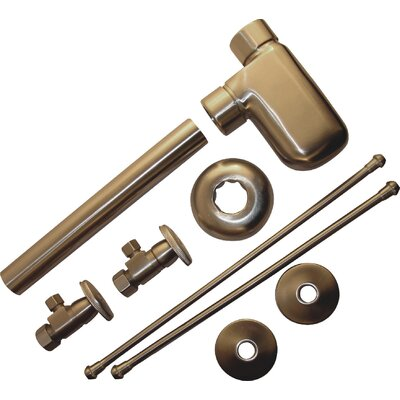 Decorative Fixtures Drain Kit Finish: Brushed Nickel