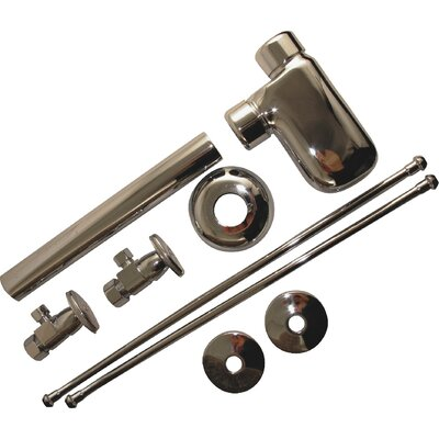 Decorative Fixtures Drain Kit Finish: Chrome