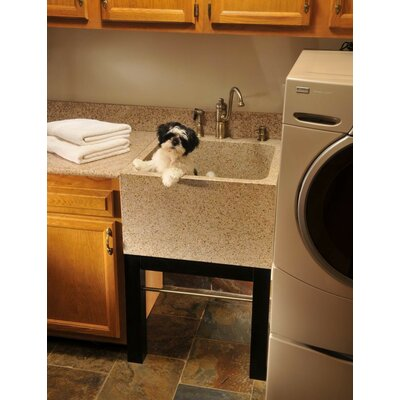 Farm Charm 25 x 24 Single Deep Laundry Sink